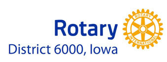 Rotary District 6000 logo